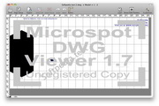 Microspot DWG Viewer 1.7.6 ..