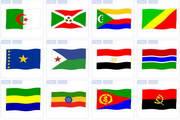 世界各国国旗图标 免费版