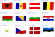 世界各国国旗图标5