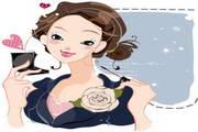 矢量女性美容10