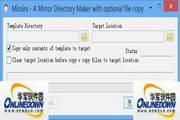 克隆文件夹结构 Miroirs 1.0.020216.08