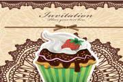 矢量蛋糕02