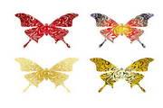 矢量蝴蝶素材8