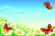 矢量蝴蝶素材10