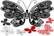 矢量蝴蝶素材11