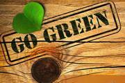 绿色博客ppt模板