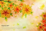 矢量花纹背景素材33