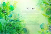 矢量花纹背景素材41