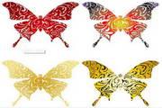矢量蝴蝶29