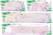 矢量花纹边框素材4
