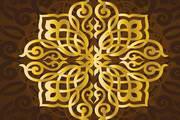 中式传统花纹矢量素材