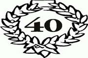 矢量数字40