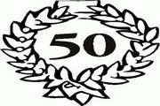 矢量数字50