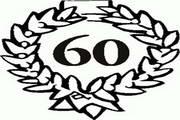 矢量数字60