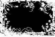 水墨边框背景048