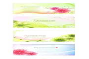 矢量花纹背景素材88