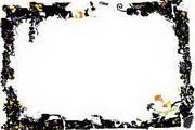 水墨边框背景041