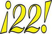 矢量数字22
