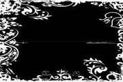 水墨边框背景035