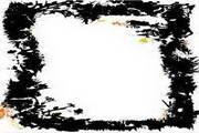 水墨边框背景026