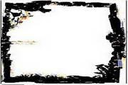 水墨边框背景022