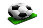 绿色足球桌面图标下载