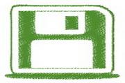 绿色系统桌面图标下载
