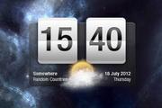 天气日历源文件设计素材