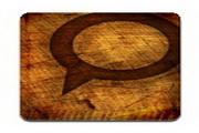 木纹标志桌面图标下载
