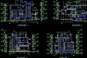别墅建筑设计全套施工图