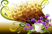花卉花纹素材11