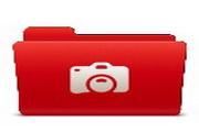 红色文件夹图标下载