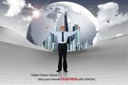 成功商业领域PSD...