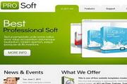 企业程序设计CSS网页模板