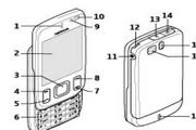 诺基亚Nokia 6600手机使用说明书