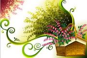 花卉花纹素材13