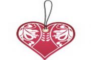 心形吊牌桌面图标下载