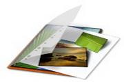 透明文件夹桌面图标