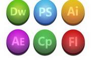 Adobe应用软件png图标
