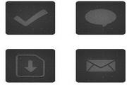 博客应用设计png图标素材
