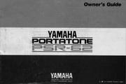 雅马哈PSR-62型电子琴说明书