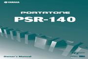 雅马哈PSR-140型电子琴说明书