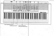 雅马哈PSR-18型电子琴说明书