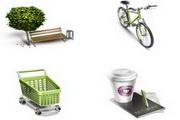 购物车汽车自行...