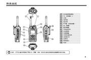 海能达TC-890GM警用多模对讲机说明书