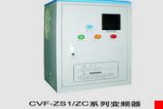 康沃CVF-ZC-4T0550注塑一体化柜机变频器使用手册