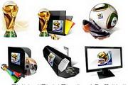 世界杯电脑主题图标