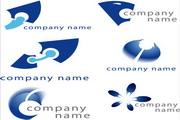矢量科技公司标志设计