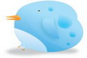 twitter标志桌面图标下载