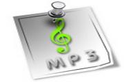声音文件桌面图标下载